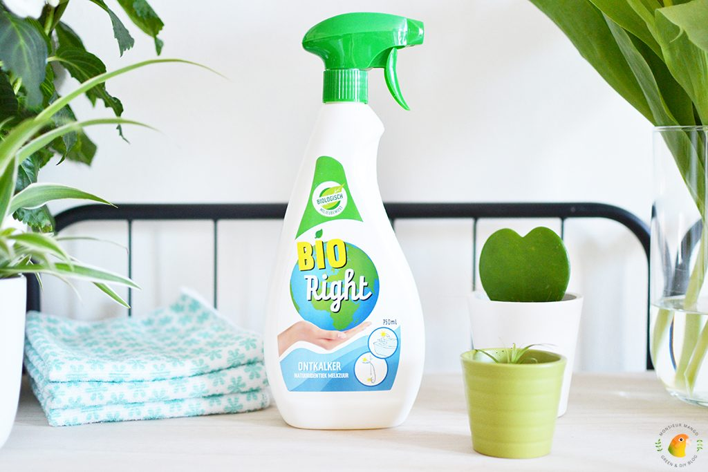 Afbeelding ecologisch huishoudproduct Bio Right