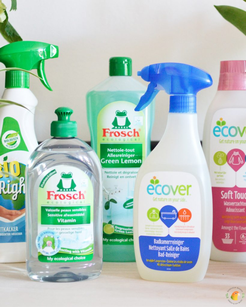 Groene tip: ecologische en groene huishoudproducten | Monsieur Mango