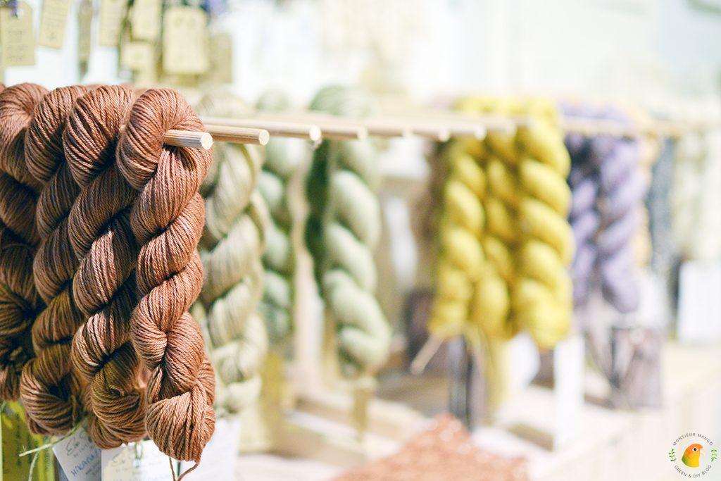 Afbeelding Knit & Knot Eco Textile Studio garen foto 1