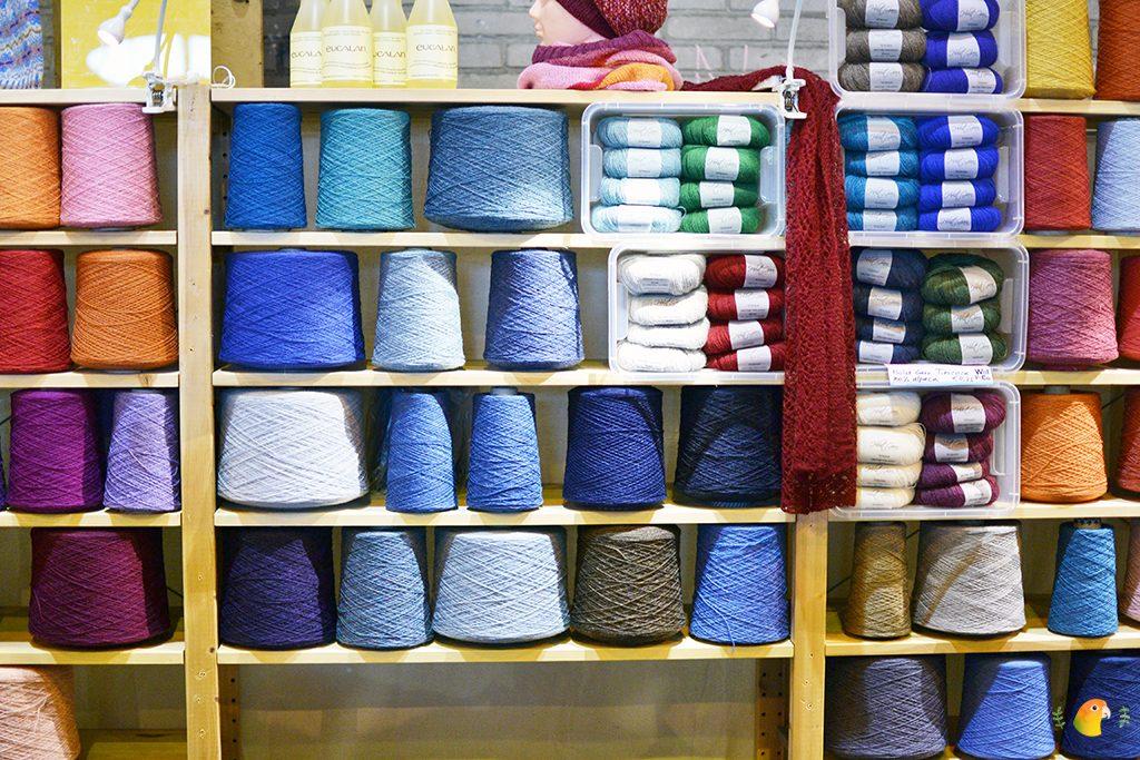 Afbeelding Knit & Knot mooie garen op spoel 1