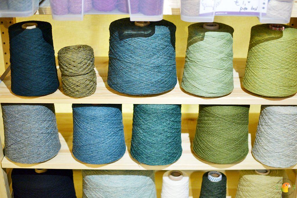Afbeelding Knit & Knot mooie garen op spoel 2