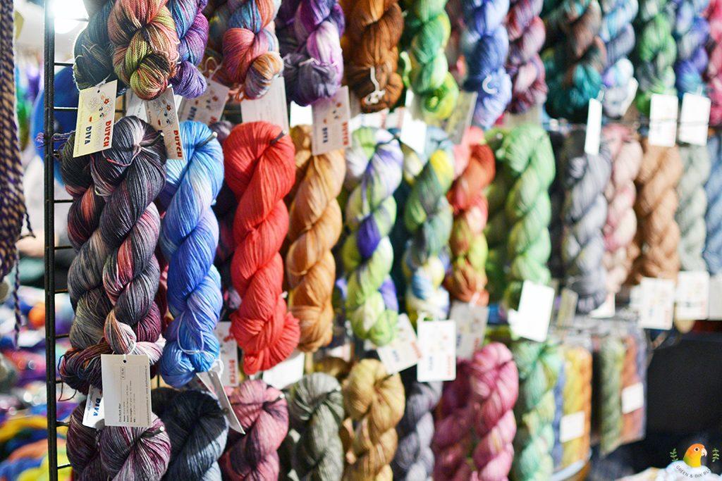 Afbeelding Knit & Knot vrolijke garen bij elkaar