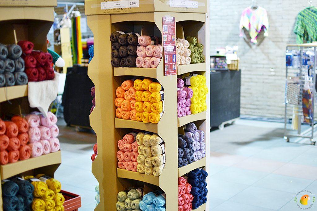 Afbeelding Knit & Knot pilaren met vrolijkheid