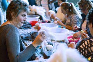 Afbeelding Knit & Knot Keigoed vilten workshop