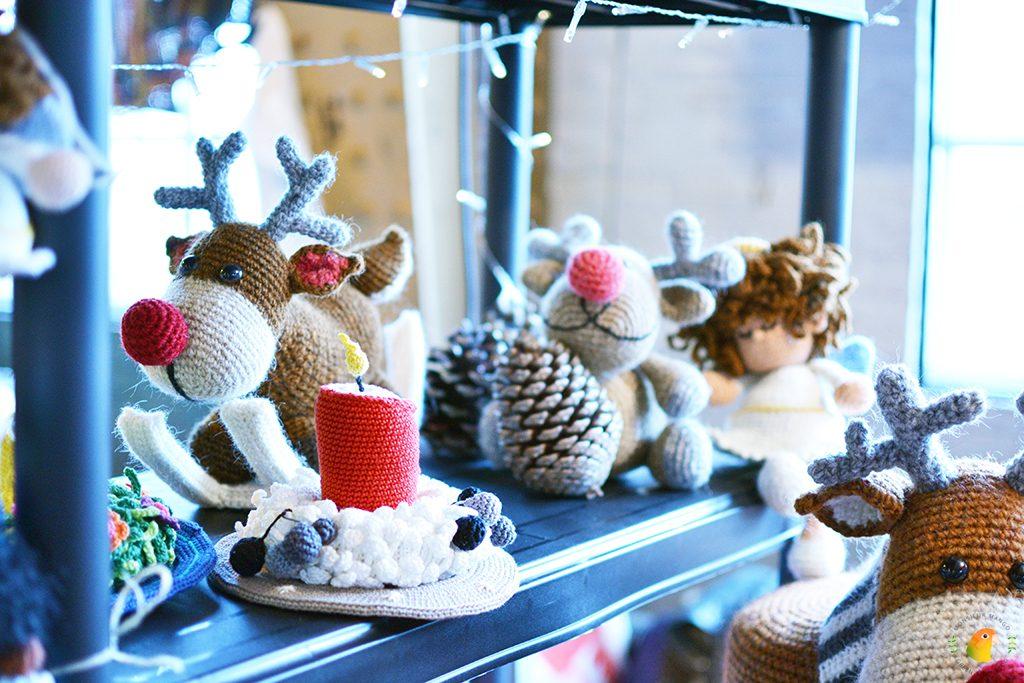 Afbeelding Knit & Knot kerst amigurumi