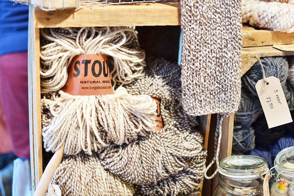 Afbeelding Knit & Knot Bedijs natuurlijk garen