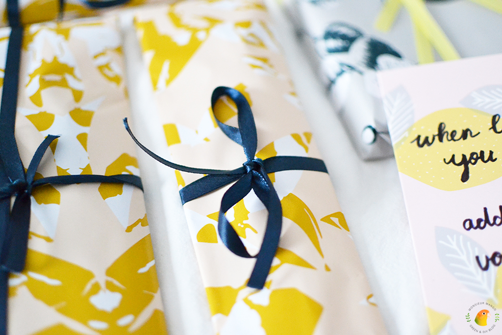 Echte Post Is Cool #5 cadeautje close-up
