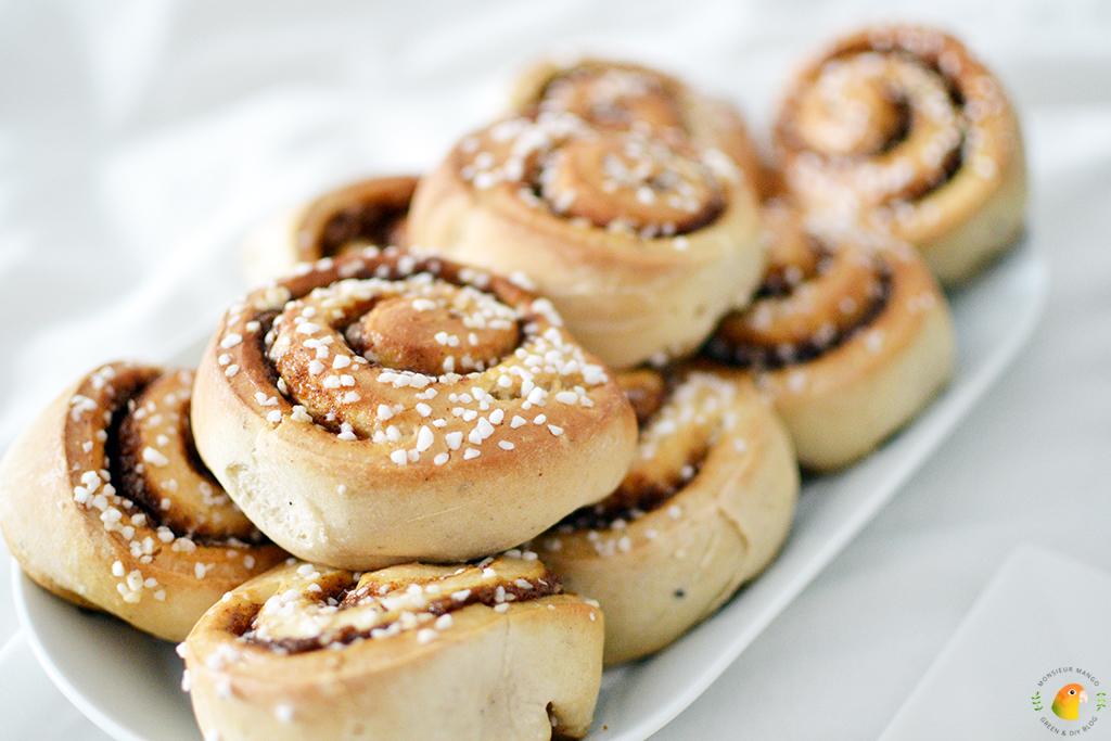 Zweedse kanelbullar het recept