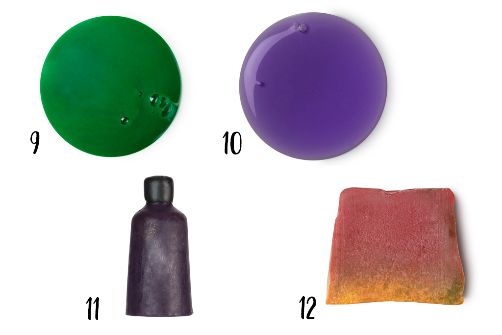 Lush Halloweencollectie 2017 Showergel