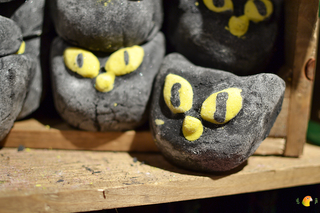 Lush Halloweencollectie 2017 Bewitched Bubble Bar