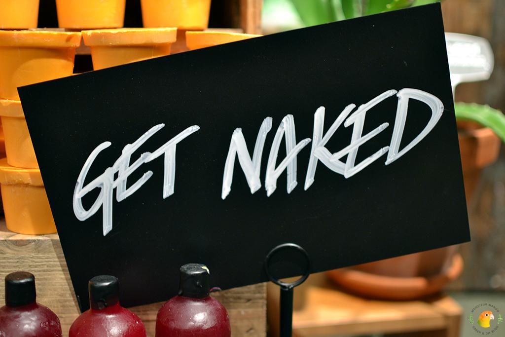 Lush Get Naked 2017