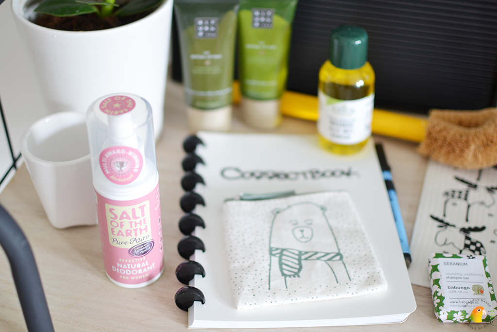 Win een green happiness pakket bij MonsieurMango.nl - Salt of the Earth deodorant