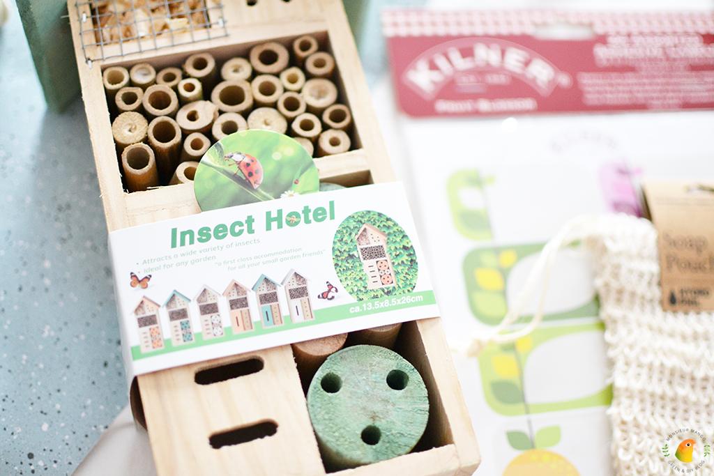 Echte Post Is Cool #6 gegeven cadeau insectenhotel