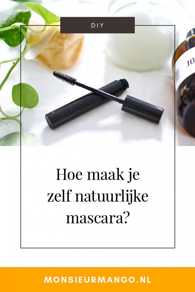 Hoe maak je zelf natuurlijke mascara? | Monsieur Mango