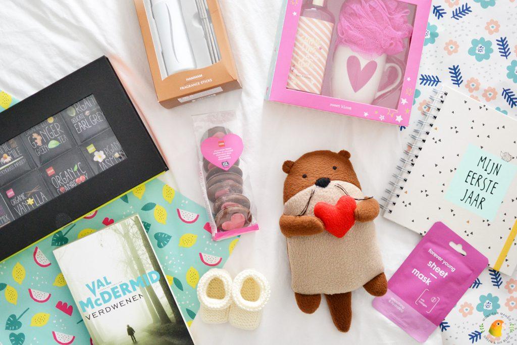 Echte Post Is Cool #7 overzicht gegeven cadeautjes aan Saskia van I Live For My Dreams